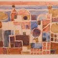 14 Forio d Ischia 1973, Farbradierung, Kaltnadel und Aquatinta auf Bütten, ca. 31 x 42,5 cm, signiert, datiert, P. a. A..jpg