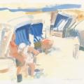 Im Sand, 2009, 30 x 40 cm, Gouache auf Papier.jpg