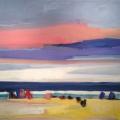 stal weeder (stilles Wasser), 2017, 80 x 120 cm