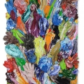 Gloves Off (15), Öl und Ateliermaterial auf Holz, 127x97x9 cm, 2010 (7500,-).jpg