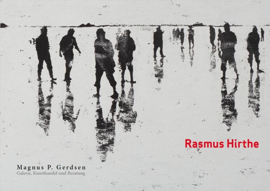 Titel Katalog Rasmus Hirthe, 2016