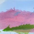 Binzer_2018_Field-green_ÖlLeinwand_100x120