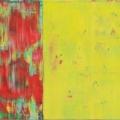W3, o.T., 2012, 70 X 180 cm