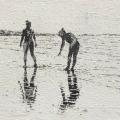 """Spaziergang am Meer"", 2020"