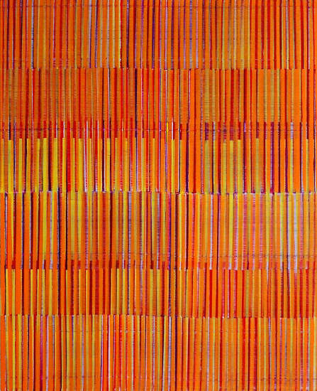 "Nikola Dimitrov, ""Komposition I"", 2012, Pigmente, Bindemittel, Lösungsmittel a. Lw., 160 x 130 cm"