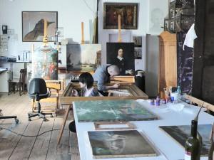Restaurierungswerkstatt für Gemälde und Skulpturen